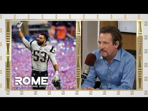Video: Kyle Van Noy Talks Super Bowl LIII Victory   The Jim Rome Show