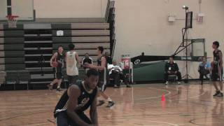 Perry Jones at the Adidas Nations Experience in Chicago