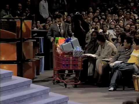El mejor regalo - Cash Luna (Plenaria 11, Ensancha 2009)