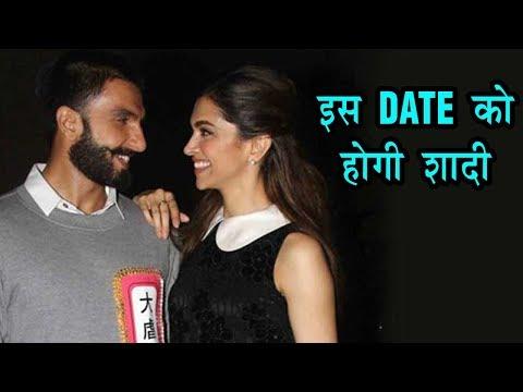 Deepika Padukone And Ranveer Singh Marriage DATE A