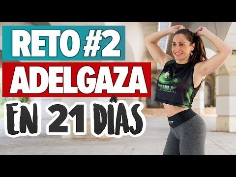 Dietas para adelgazar - ADELGAZAR EN 21 DÍAS - Cardio intenso (2/3)  SLIM DOWN 21 Day Challenge