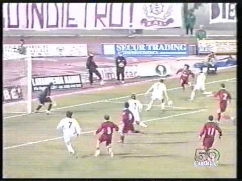 L'ultimo Livorno-Arezzo nella stagione 2001/02