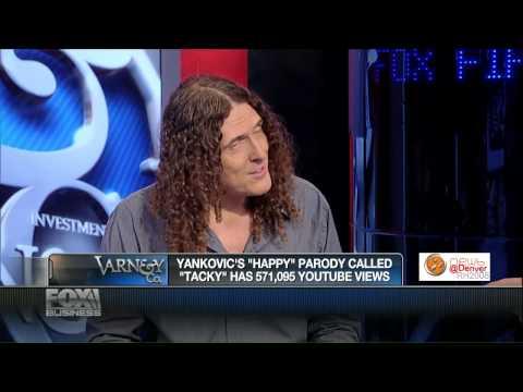 'Weird Al' Yankovic Explains the Internet to Fox's Stuart Varney