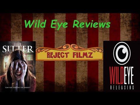 Wild Eye Reviews - The Sitter (2017)