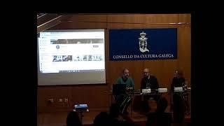 Contidos e prácticas culturais e artísticas na contorna dixital. Sesión de tarde II