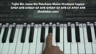 Video Meri Bheegi Bheegi Si (Piano Tutorials) download in MP3, 3GP, MP4, WEBM, AVI, FLV January 2017