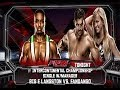 WWE 2K14: Big E. Langston vs Fandango- Intercontinental Championship
