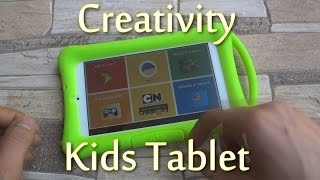 """Looking to buy a tablet for your kids? With features like UV ray protection, parental controls, scratch proof & impact resistant screen, this tablet is definitely worth checking out.Visit us at http://www.techulator.comEddy in association with Cartoon Network has come out with two variants of Android tablets for kids. The one shown in this video is the Creativity tablet that's designed for young ones with a creative mind. Ben 10 tablet review: https://youtu.be/hcAsz7yU-t8As a parent, I feel it is extremely difficult to keep your children off your smartphones and tablets these days. Since technology and its use is more of a necessity now, one needs to find a balance between keeping children away from too much and too less exposure to it. Here's an Android tablet that lets you do, just that.Specifications:Intel Atom Z2520 processor7"""" capacitative IPS display (1024X600 resolution)16GB internal storage (expandable upto 32GB)1GB RAMAndroid 4.2.2 Jelly Bean with a layer of Athena OS.2800mAh battery capacityBluetooth, Wi-FiFront and Rear cameras (2 Megapixel each)Best Buy Link: http://clnk.in/VKy-~-~~-~~~-~~-~-Please watch: """"Share a hard drive with everyone on your Wi-Fi network - Network Hard Drive using Router USB"""" https://www.youtube.com/watch?v=Z8L1v-MN0jA-~-~~-~~~-~~-~-"""