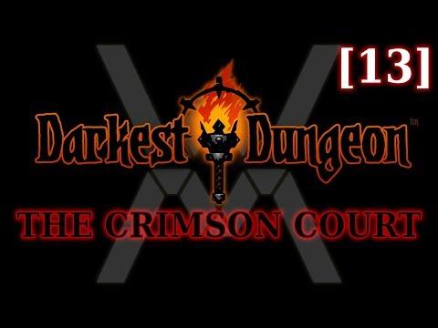 Прохождение Darkest Dungeon: The Crimson Court [13] (видео)