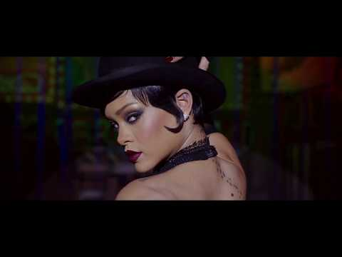 Rihanna Bubble Dance - From Valerian and the City of a Thousand Planets 2017