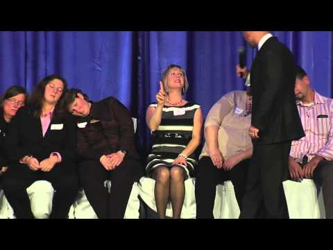 Corporate Event Ideas - Comedy Stage Hypnotist