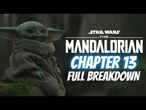 The Mandalorian Season 2 Episode 5 (Chapter 13): FULL BREAKDOWN + ENDING EXPLAINED!