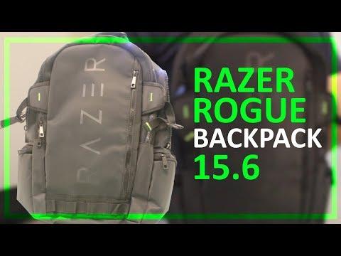 Apparel ► Razer Rogue Backpack 15.6