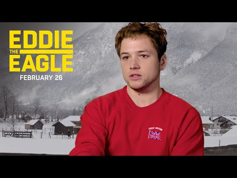 Eddie the Eagle (Featurette 'Never Give Up')