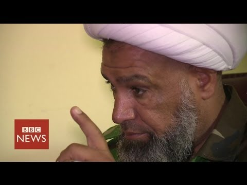 Shia's 'thirsty to fight' ISIS says commander - BBC News