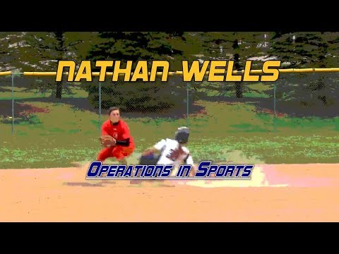 2018 Spring Sports Speaker Series: Nathan Wells