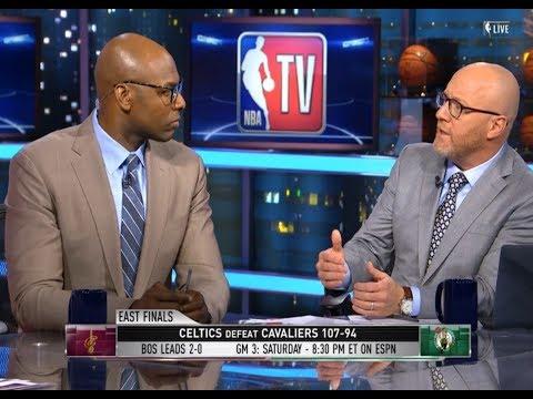 Cavaliers vs Celtics Game 2 Postgame Analysis | NBA GameTime | May 15, 2018