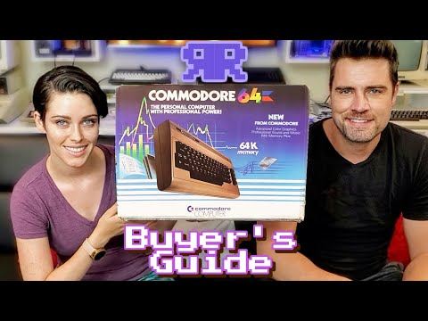 So You Bought a Commodore 64? Modern Guide for Retro Buyers