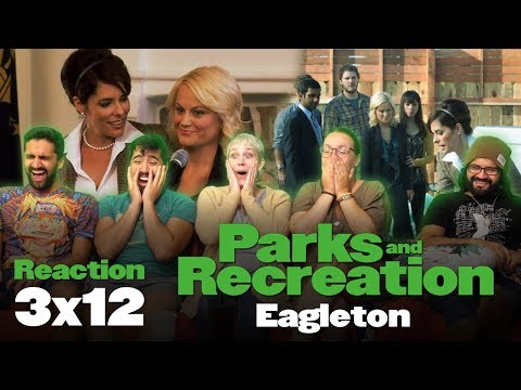 Parks and Reaction - 3x12 Eagleton - Group Reaction