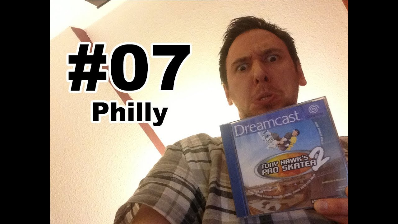 #07 Tony Hawk's Pro Skater 2 – Philadelphia (Speedy Renton Let's Play)