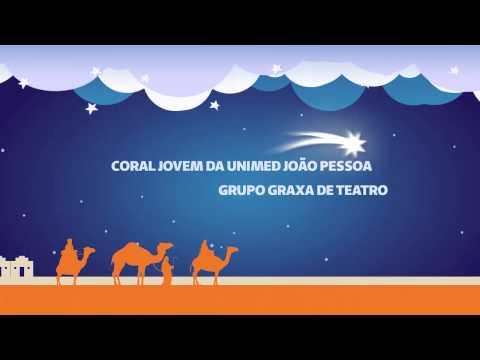 Cantata de Natal nos dias 12 e 13 de dezembro de 2014