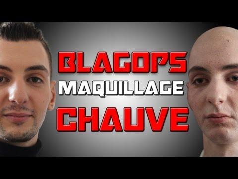 Blag0ps Maquillage Chauve