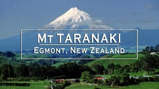 Mount Taranaki New Zealand  city photos gallery : MOUNT TARANAKI (Egmont, New Zealand)
