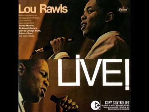 Lou Rawls LIVE - The Girl From Ipanema