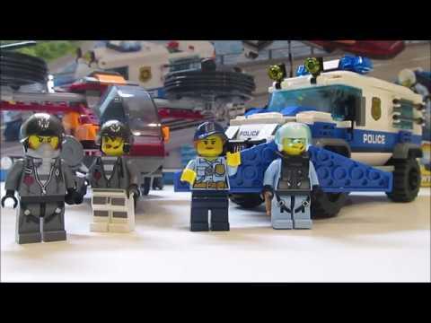 Recenzja Zestawu Lego City Policja Rabunek Diamentów Z 2019 R