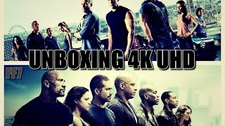 Nonton Unboxing: Fast & Furious 6 +  Furious 7  4K UHD Blu-ray Film Subtitle Indonesia Streaming Movie Download