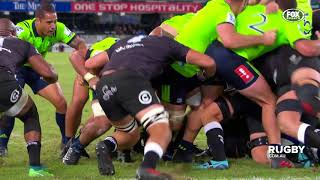 Sharks v Highlanders Rd.12 2018 Super Rugby Video Highlights | Super Rugby Video Highlights