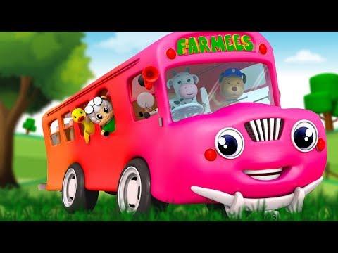 Video songs - Nursery Rhyme Videos For Children  Popular Kids Songs For Babies  Farmees