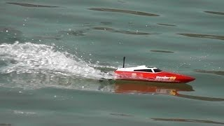 Vector 28 Mini RC Speed Boat Fun River Race