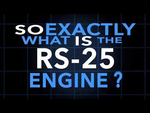 What is the RS-25 Engine?_A héten feltöltött legjobb űrhajó videók