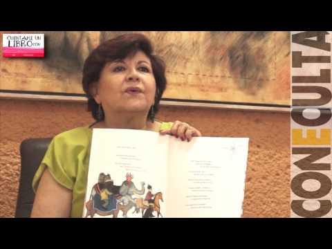 Cuéntame un libro con Elva Macías