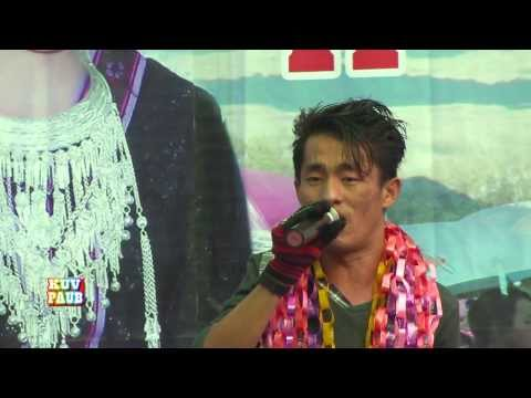 Khab Lis 2014 @ Puchifa, Thailand singing \