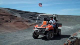 1. 2007 Polaris Ranger XP Crawling 2