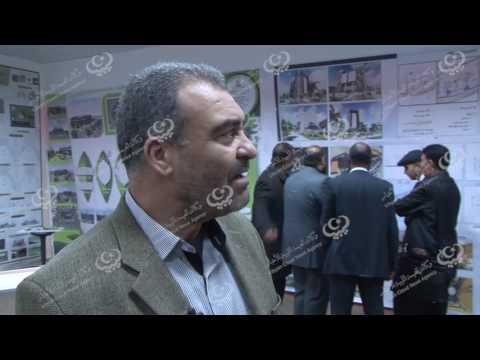 مسلاتة : المعرض المعماري الأول بكلية التقنية الهندسية الإنشائية