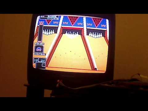 championship bowling nes online