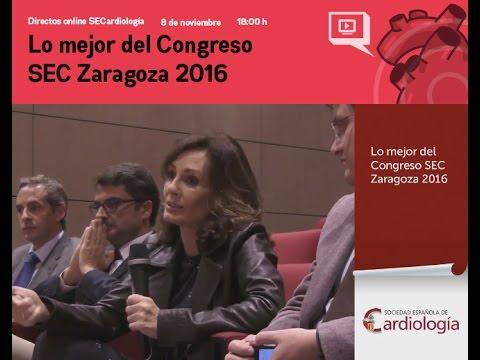 Lo mejor del Congreso SEC Zaragoza 2016