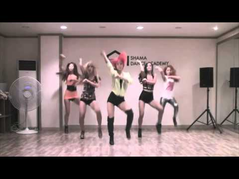 PSY – Gangnam Style Dance Cover By Black Queen