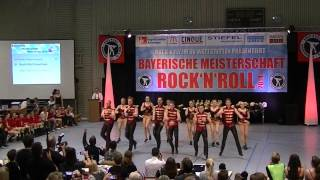 Rock'n'Roll DreamTeam - Bayerische Meisterschaft 2014