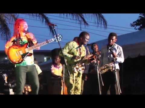 Beautiful Nubia - Live at EniObanke with Blackman Akeeb Kareem and Chris Ajilo