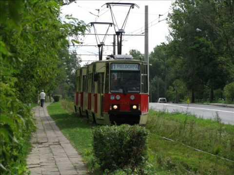 Tramwaje, tramwaje...