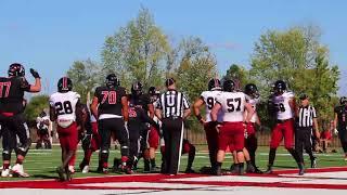 CUAA Football highlights vs. LBU 9.30 thumbnail