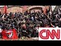 CNN Interviews Rose City ANTIFA