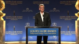 2015 Golden Globe Nominees Announced
