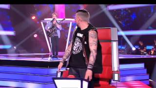 Video X Factor ALL judges shocked Chris Sheehy performs One More Night The Voice Australia Blind auditions MP3, 3GP, MP4, WEBM, AVI, FLV Januari 2019