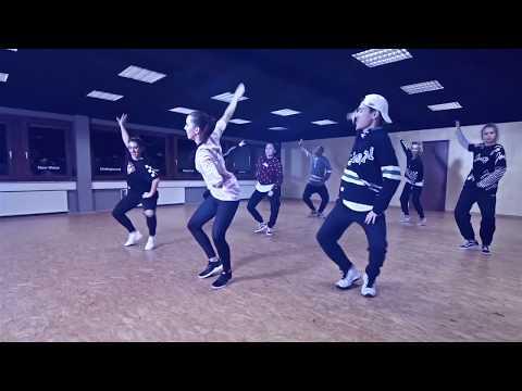 "JASON DERULO  - ""TIP TOE"" feat. French Montana | Dance video"