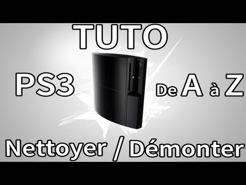 comment demonter l'alimentation xbox 360